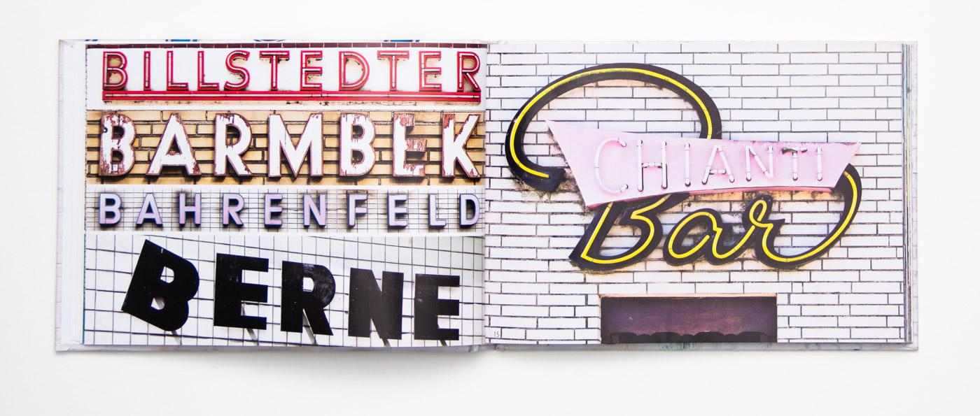 Hamburg Alphabet, ein Fotobuch von Chris Campe